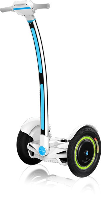 Gyropode Segway Airwheel S3 electrique 520WH Blanc
