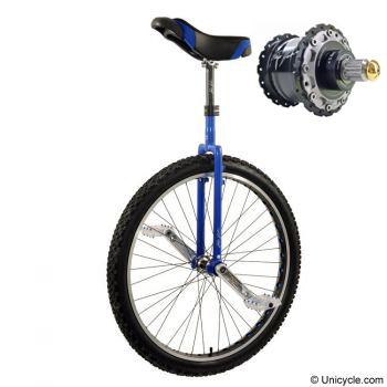 1f33e7f80f59 Kris Holm Schlumpf Monocycle à Vitesse 29 Pouces 622mm. Agrandir l image