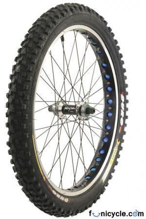 roue trials kris holm 24 pouces 407mm 249 83 le magasin de monocycle. Black Bedroom Furniture Sets. Home Design Ideas
