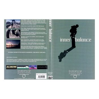 DVD de monocycle - Inner Balance