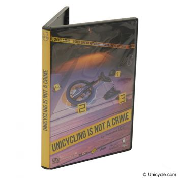 DVD de monocycle - Faire du Monocycle n'est pas un crime