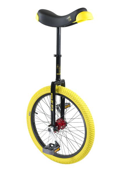 af0952089c2b Monocycle Qu-ax Profi Freestyle Noir 20 Pouces Coup de Coeur - 189 ...