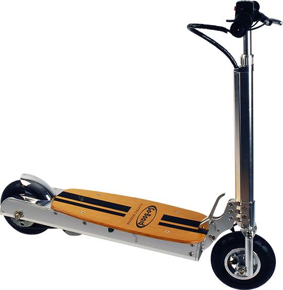 Trottinette électrique Go-Board 350B SLA Confort Adulte - 589,00 ...