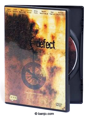 Defect DVD - Monocycle Trial/Street