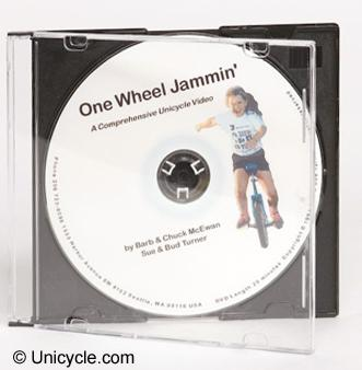 One Wheel Jammin - DVD de monocycle
