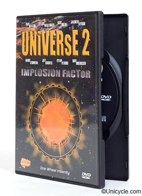UNiVERsE 2 - DVD de Monocycle